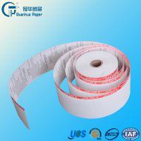 供应冠华纸品专业生产热敏纸 收银纸 各种规格可定制