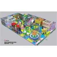 2015年款室内儿童游乐场设备定做 淘气堡儿童乐园设备定制