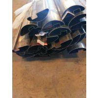 316不锈钢抛光管,郴州不锈钢焊管,异型管20*50*2.0
