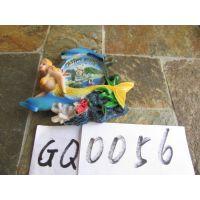 库存供应、精美树脂工艺、美人鱼海岸风景冰箱贴挂件 4件套GQ0056