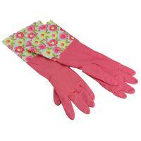 振兴洗衣服手套 橡胶手套 绒里手套 家务手套 加绒手套 AM0025