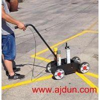 艾捷盾 油漆划线车D型 油漆划线器套装 道路画线车