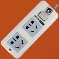 【原装正品】拳王QW-A520D 3米 2个三二孔的电源插座