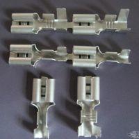 6.3端子  6.3接线端子  6.3连接端子  6.3插簧  6.3直插连续端子