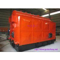 供应40万大卡DZH燃煤热水供暖锅炉