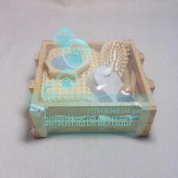 木盒沐浴套装 浴室用品 厂家低价直销定做  专业生产  植物搓澡巾