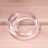 亚克力塑料圈 透明  服装挂衣服配件 灯饰 服装道具 挂