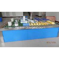 供应生物质能发电厂沙盘模型—长沙维创科技仿真模型有限公司