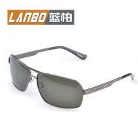 新款偏光太阳镜男士墨镜蛤蟆镜驾驶镜太阳眼镜批发P-004