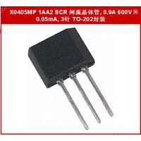X0405MF 1AA2 SCR 闸流晶体管, 0.9A 600V 0.05mA, 3针TO-202封装