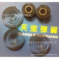 [生产加工]发条弹簧_进口原材料生产_耐测试_抗疲劳 涡卷弹簧