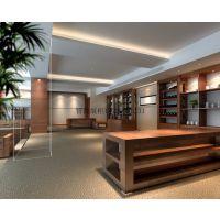 红酒博物馆展厅展柜制作 高档多功能酒类陈列架展示柜 白酒酒柜