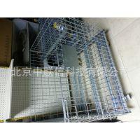 仓储笼|周转笼|带轮折叠仓储笼|蝴蝶笼|堆货笼|超市折叠周转笼