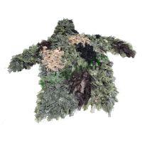 3D仿生迷彩服 树叶伪装服 狩猎伪装服吉利服 树叶状伪装衣