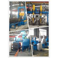江苏天泰专业研发H型钢生产线 钢结构数控切割机 H型钢组立机 H型钢焊接龙门焊 钢结构矫正机