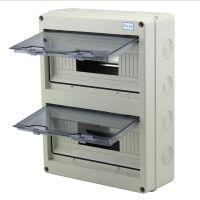 【直销】供应24位防水电表箱 HT-24WAY防水配电箱 明装电表箱