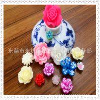 树脂玫瑰花、DIY手机美容装饰