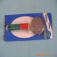 不锈钢介饼器 塑料手柄介饼刀 木柄介饼器  金属比萨刀餐厅用品