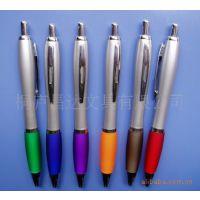 来自中国制笔之乡-销售按动型圆珠笔【可定色,免费设计logo】