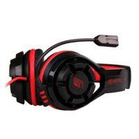 供应声丽 G4史前鳄 USB耳麦 游戏耳机 CF头戴式 7.1 电脑YY语音麦克风
