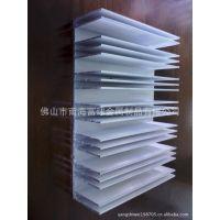 供应各种散热器铝材 投光灯外壳 洗墙灯外壳铝型材 太阳花散热器