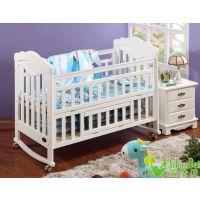 婴儿床的功能性和配件深圳艾伦贝