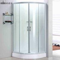 欧德宝 淋浴房 整体浴室沐浴房 钢化玻璃隔断 浴屏 配底盘