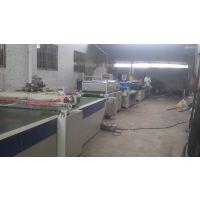 创欣硅酸钙板背景墙uv涂装生产线设备 佛山鑫创欣机械