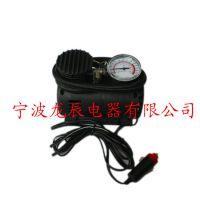 余姚汽车电动充气泵 电动车迷你打气泵 专业生产充气泵