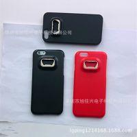 后开式iPhone6手机壳开瓶器爆款 深圳工厂直销