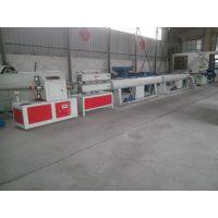 塑料制管机械报价|塑料制管机价格|华兴机械安装调试一条龙