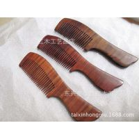 批发越南酸枝梳子 实木 红木梳 越南工艺品 木质梳 去屑止痒