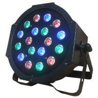 供应18颗3W不防雨水led帕灯|舞台不防水面光灯|室内照明灯|18珠led铸铝帕灯|Led舞台灯