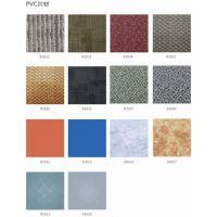 供应绵阳PVC塑胶片材酒店茶楼快装石塑地板地毯纹石材纹办公室防滑地板