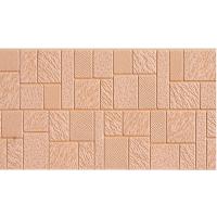 供应仿马赛克金属雕花保温装饰板专业用于楼房小区的外墙保温与装饰新型的环保建筑材料