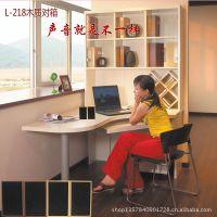 L-218纯木质音响 华硕 苹果笔记本 2.0台式机对箱
