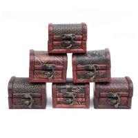 高档印花木质玉器珠宝首饰盒 珍藏品实木手镯挂件把件包装盒 批发