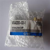 日本气动元件,SMC电磁阀2通直动式气控阀VXA2120-02-1