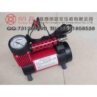 便携式微型充气泵 W2020(微型空压机 车载打气泵 便携式空压机)