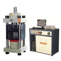 广州广材TYE-KE系列微机控制电液伺服压力试验机