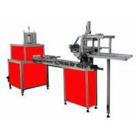 全国专业生产全自动插卡式纸塑泡壳折边机自动送料自动折边自动叠料