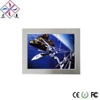 10.4寸坚固型全铝拉丝工业平板电脑(PPC-DL104D)