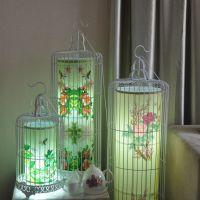 特价铁艺鸟笼灯吊灯中式仿古欧式现代落地灯酒店茶楼餐厅灯具