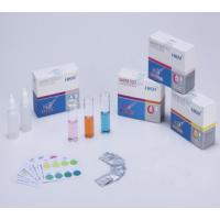 供应总氯测定试剂盒 DPD总氯测定试剂盒