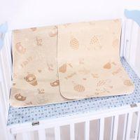 艾尼兔厂家批发 宝宝冰丝席 婴儿童席  新生儿凉席 儿童凉席子