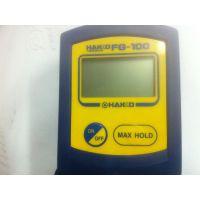 白光HAKKO烙铁温度测试仪 FG-100烙铁温度校验仪表