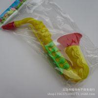 萨克斯玩具喇叭 儿童玩具 两元日用百货玩具批发