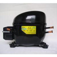 1/3HP QD128H全铜线R134A冰箱冷柜压缩机220-240V/50Hz制冷量325W