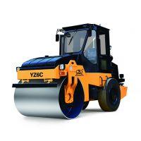 供应江苏骏马YZ6C/YZD6C型单钢轮振动/振动振荡压路机