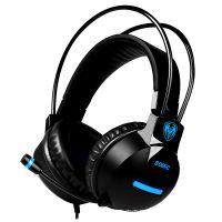 Somic/硕美科G911专业游戏YY语音K歌耳麦头戴式重低音立体声代发